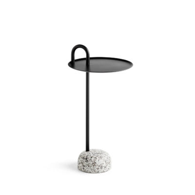 BOWLER Table, Black
