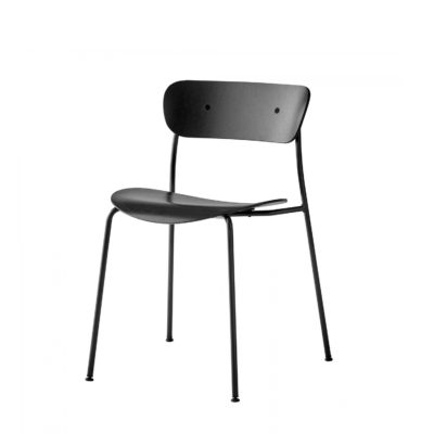 PAVILION AV1 Chair , Black