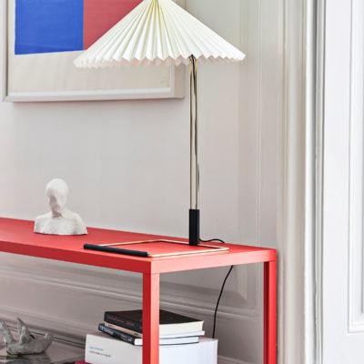 MATIN Table Lamp L, White
