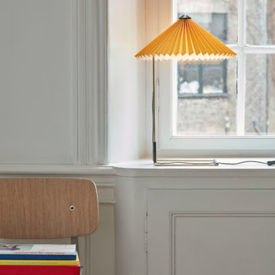 MATIN Table Lamp L, Yellow