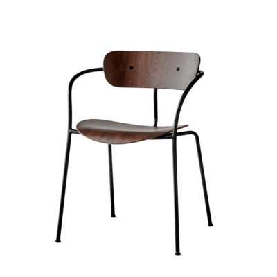PAVILION AV2 Chair, Walnut