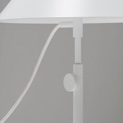 NENDO w132 Floor Lamp Cone, Blue
