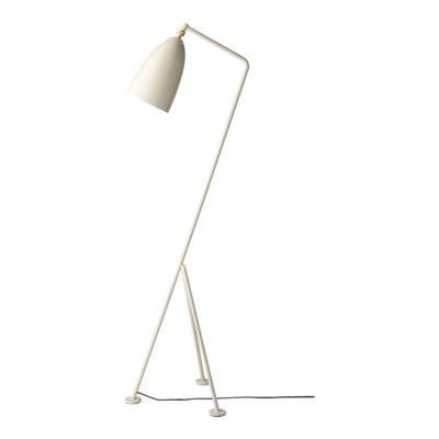GRÄSHOPPA Floor Lamp, Oyster White