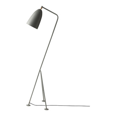 GRÄSHOPPA Floor Lamp, Blue Grey