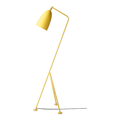 GRÄSHOPPA Floor Lamp, Aspen Yellow