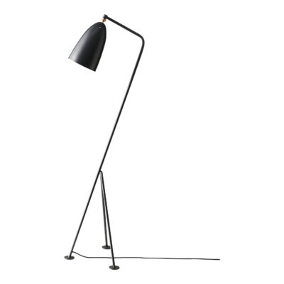 GRÄSHOPPA Floor Lamp, Anthracite Grey