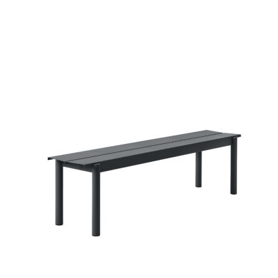LINEAR Steel Bench, 170cm