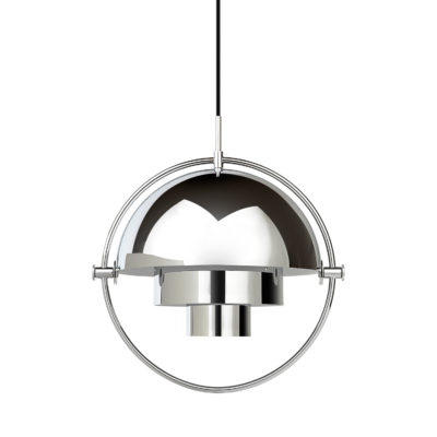 MULTI-LITE Pendant Lamp,  Chrome