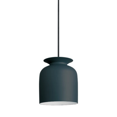 RONDE Pendant Lamp 20, Antracite Grey
