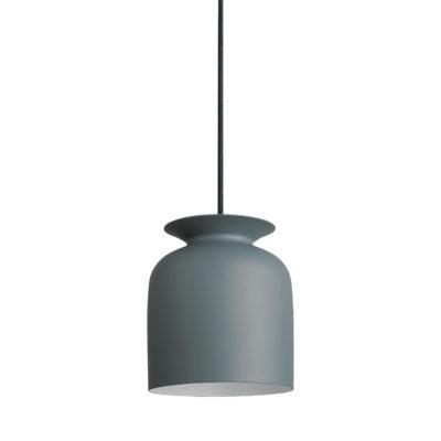 RONDE Pendant Lamp 20, Pigeon Grey