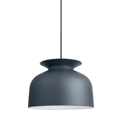 RONDE Pendant Lamp 40, Antracite Grey