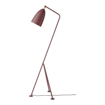 GRÄSHOPPA Floor Lamp, Andorra Red