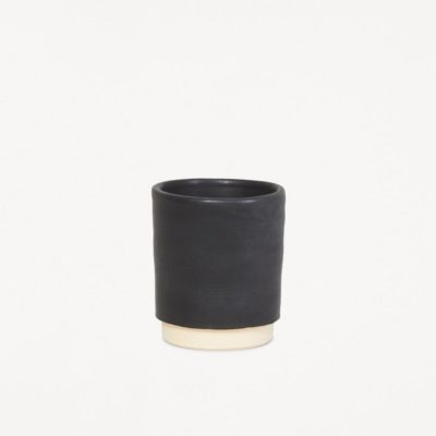 OTTO Cup Black, Set of 2