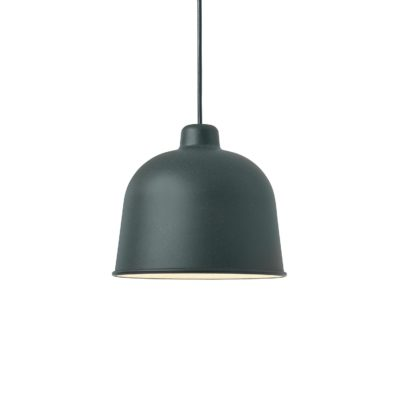 GRAIN Pendant Lamp, Dark Green