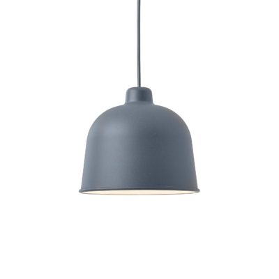 GRAIN Pendant Lamp, Blue-Grey