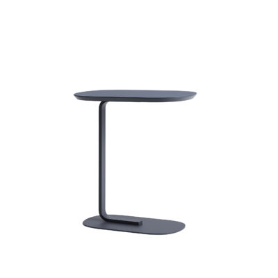 RELATE Side Table, Blue-Grey