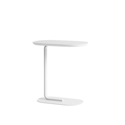 RELATE Side Table, Off-White