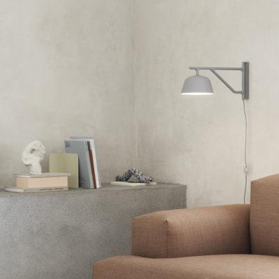 AMBIT Wall Lamp, Black