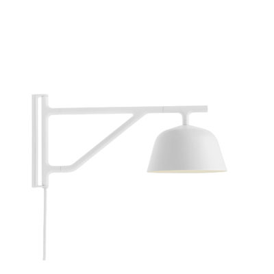 AMBIT Wall Lamp, White