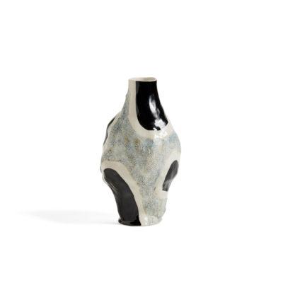 JESSICA HANS Vase, Glossy Cow