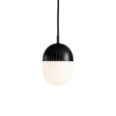 DOT Pendant Medium, Black