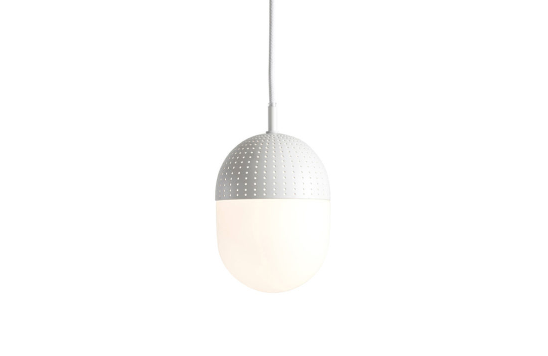 DOT Pendant Medium, White
