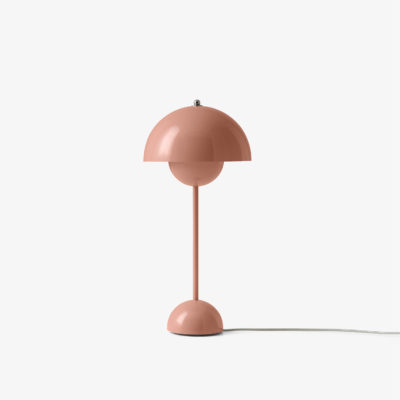 FLOWERPOT VP3, Beige Red