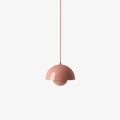 FLOWERPOT VP1, Beige Red