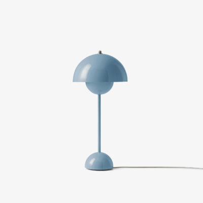 FLOWERPOT VP3, Light Blue