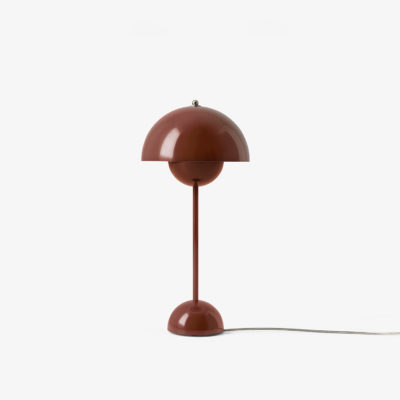 FLOWERPOT VP3, Red Brown