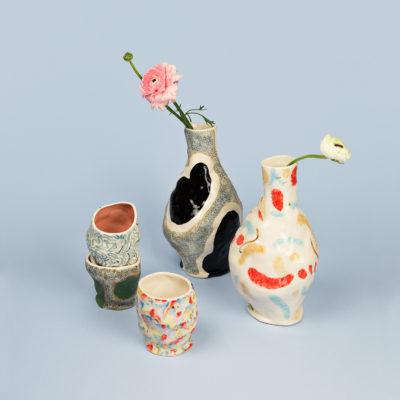 JESSICA HANS Mug, Sherbet