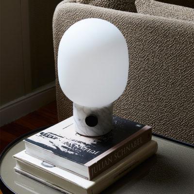 JWDA Marble Lamp