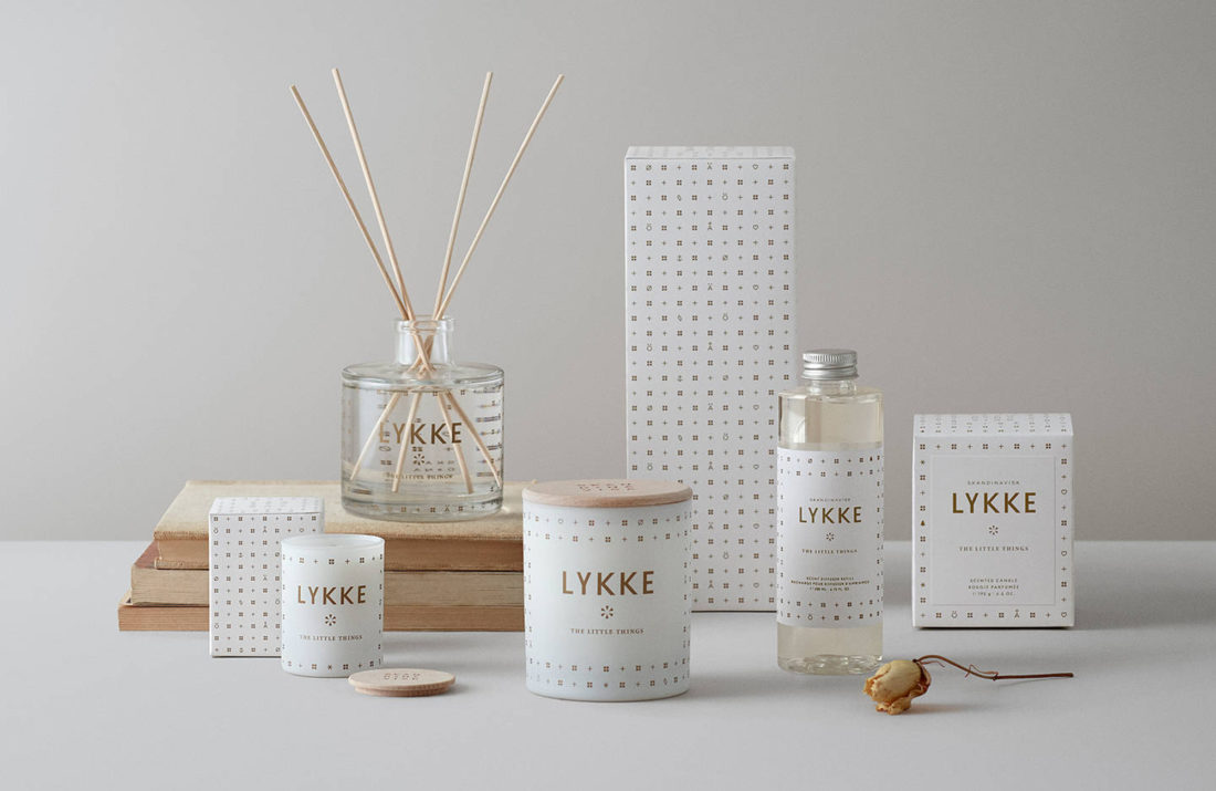 LYKKE Scented Candle