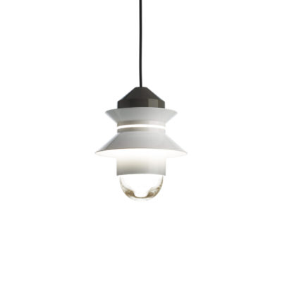 SANTORINI Outdoor Pendant, White