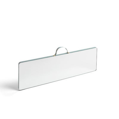 RUBAN Mirror L, Green Stripe
