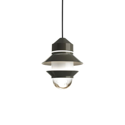 SANTORINI Outdoor Pendant, Grey
