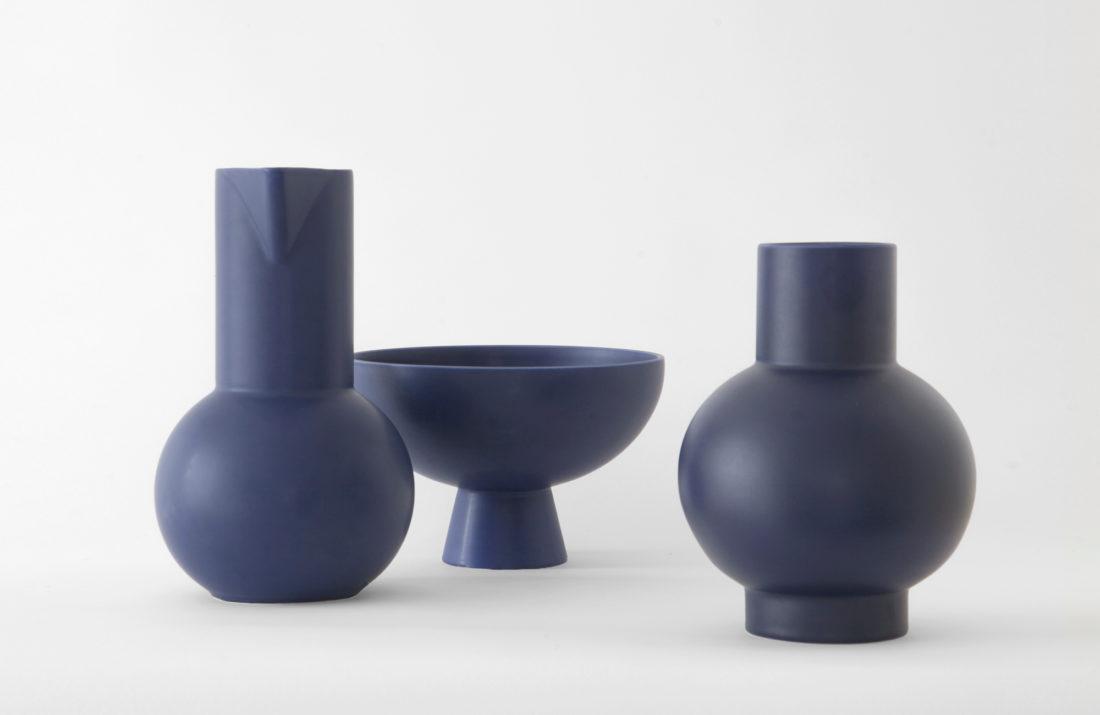 STRØM Bowl Small, Purple Ash
