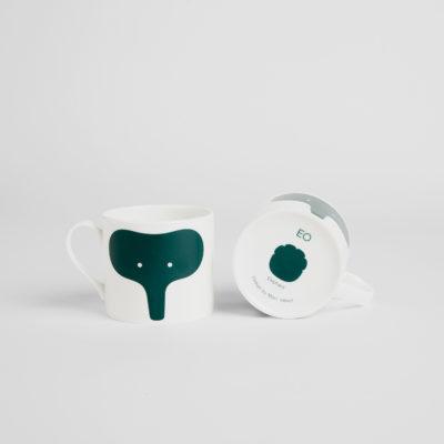 ANIMAL Mug, Elephant