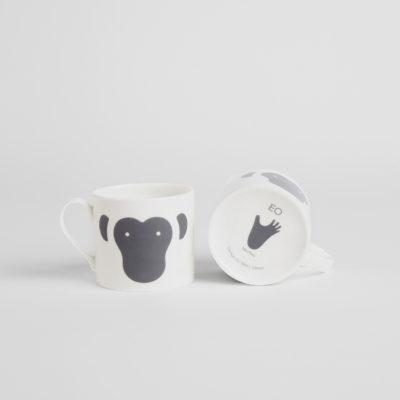 ANIMAL Mug, Monkey