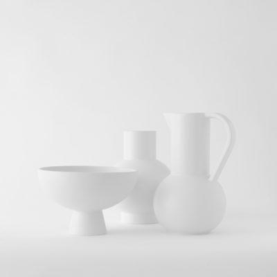 STRØM Bowl Medium, Vaporous Grey