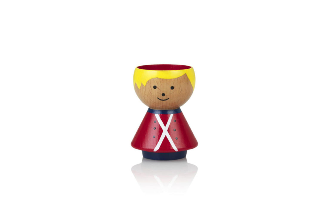 BORDFOLK, Boy Guard