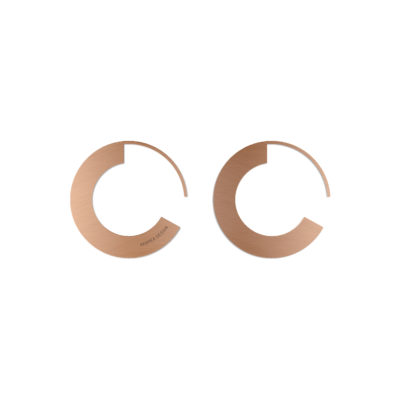 BOLD Earrings Round