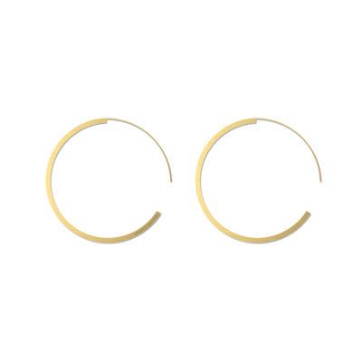 THINNER Earrings Round
