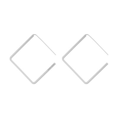 THINNER Earrings Square