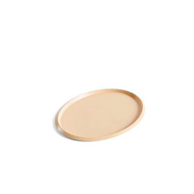 ELLIPSE Tray, M Beige