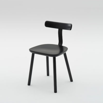 T&O Chair, Black