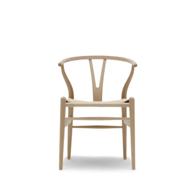 CH24 WISHBONE Chair, Beech Oil – Natural