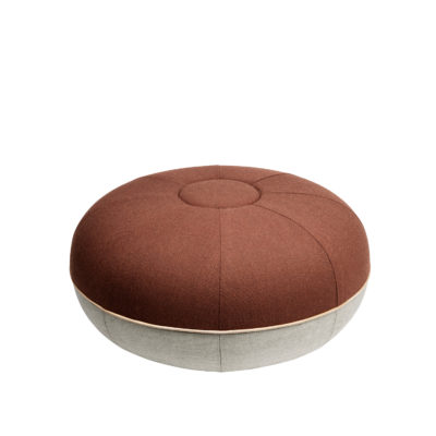 POUF Dark Orange, Large