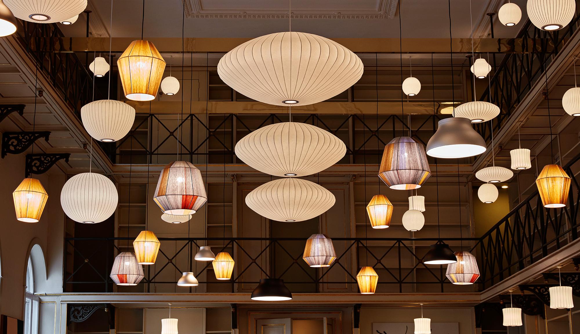 Nelson Saucer Bubble Myran Scandinavian Design