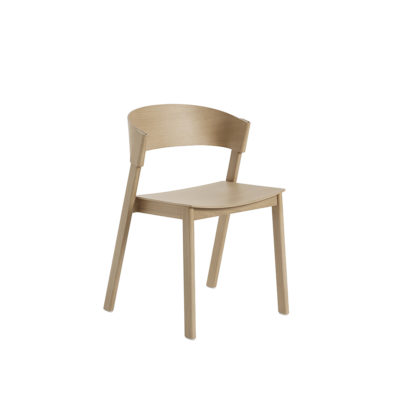 COVER Side Chair, Oak